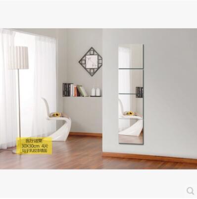 无框粘贴镜 壁挂镜舞蹈镜子.jpg