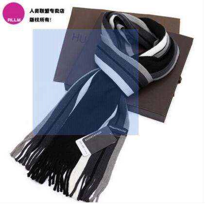 男士韩版长毛线新款秋冬加厚针织大围巾.jpg